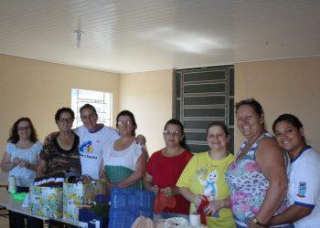 Integrantes do grupo presentes no encontro de quarta-feira (6)  Foto: Lilian Moraes