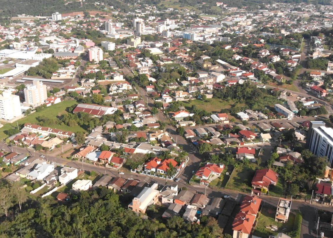 Áreas do município devem ser regularizadas com o projeto ReUrb. Foto: Divulgação
