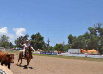 Rodeio internacional é uma das atrações mais esperadas do evento Foto: Denise Demeneghi Fotografia