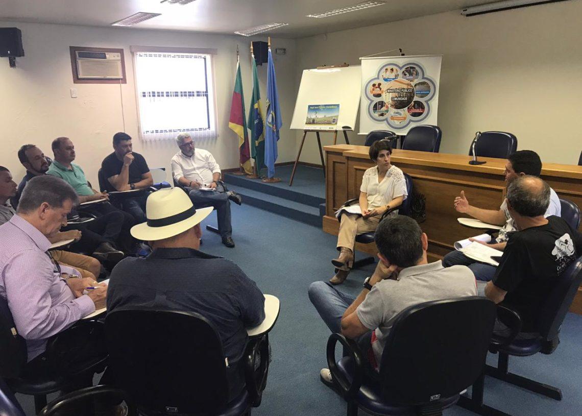 Ação da justiça é resultado direto de audiência realizada recentemente entre comunidade e MP. Foto: Matheus de Oliveira