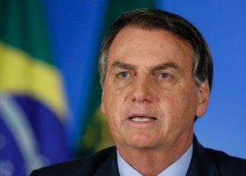 Pronunciamento do Presidente da República, Jair Bolsonaro em Rede Nacional de Rádio e Televisão. Foto: Isac Nóbrega/Agência Brasil