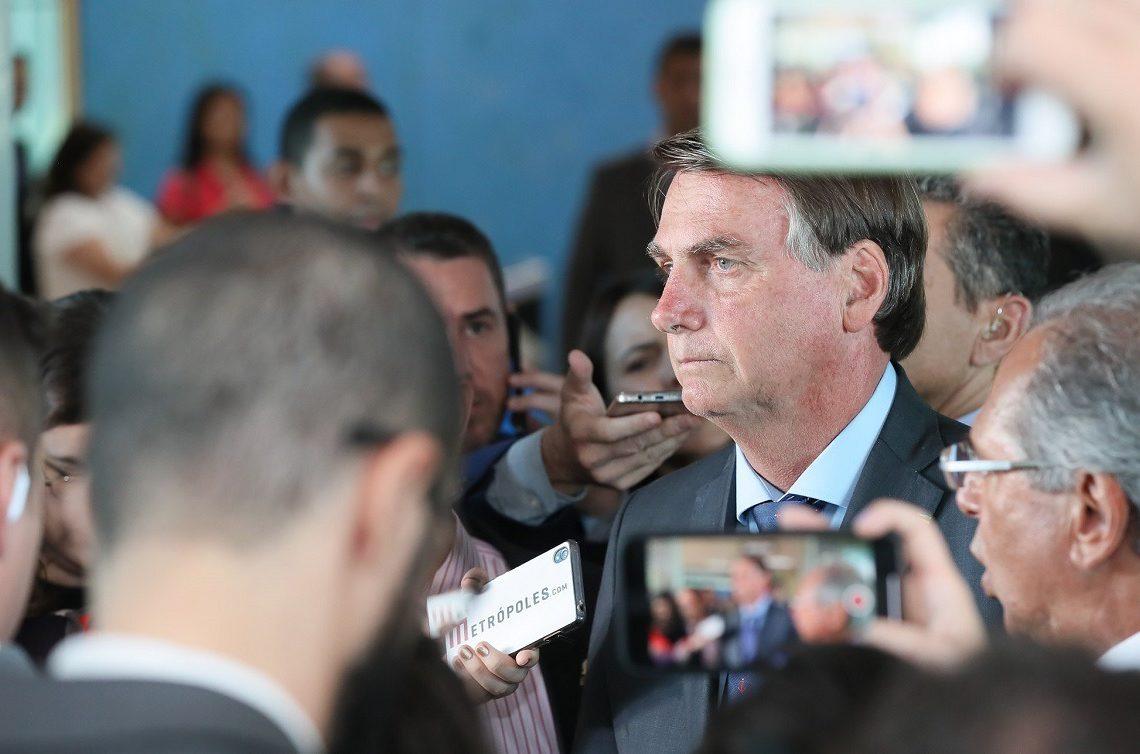 Foto: Isac Nóbrega/Presidência da República.