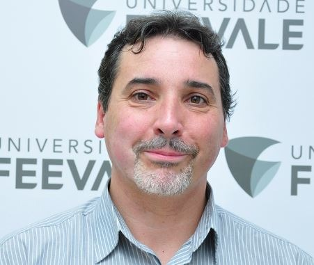 Professor da Universidade Feevale com especialização em segurança e gestão pública, Charles Kieling Foto: Reprodução/FEEVALE