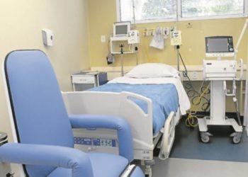 UTI do Hospital Lauro Reus, de Campo Bom, pronta para receber pacientes graves Foto: Deivis Luz