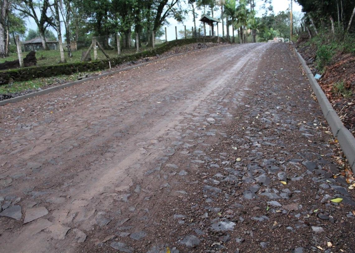 Estrada Geral de Serra Grande Foto: Diego Land