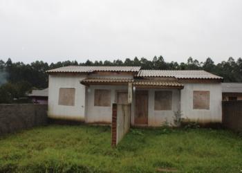 Espaços da residência serão readequados para a instalação da EMEI Foto: Lilian Moraes