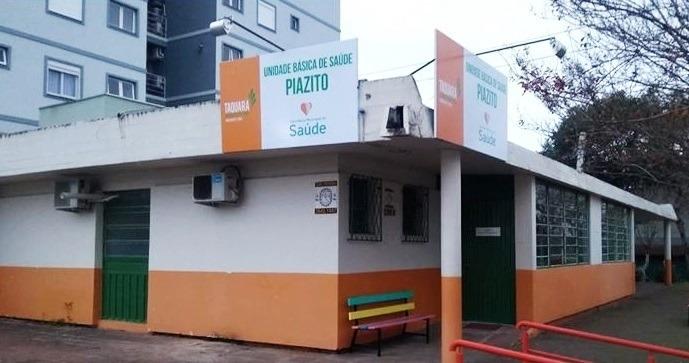 Horário de vacinação do Posto Piazito voltará ao normal no início de agosto Foto: Secretaria de Saúde