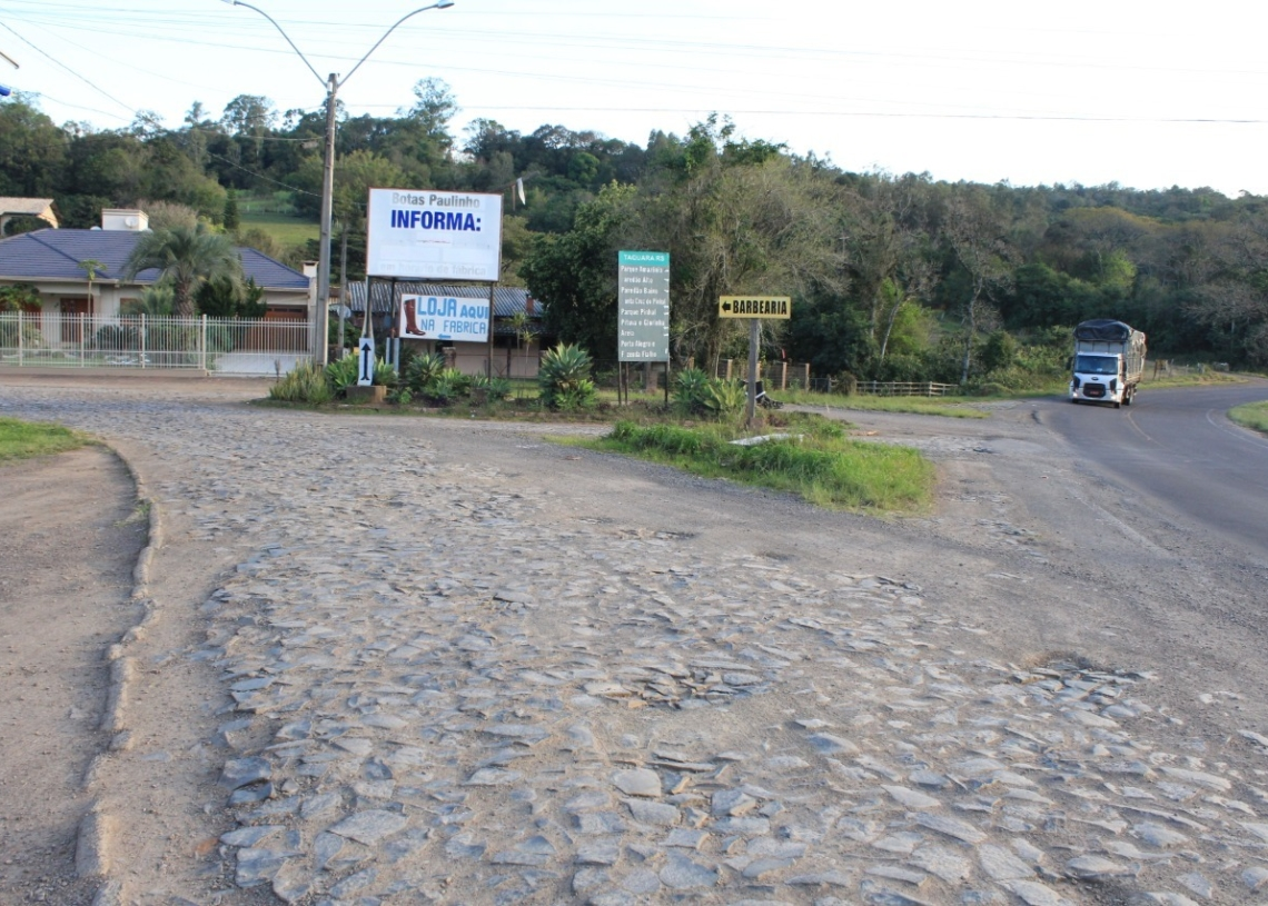 Obras serão nas estradas de acesso entre a ERS-020 e as localidades. Foto: Matheus de Oliveira