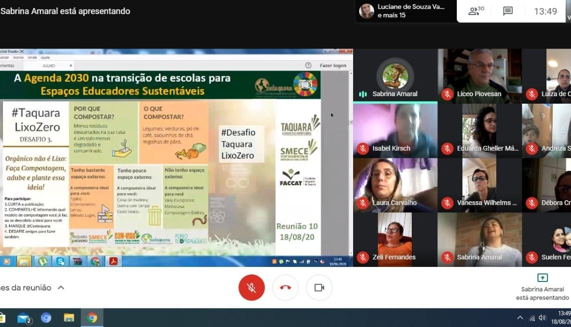 Foto: Divulgação/CEATaquara