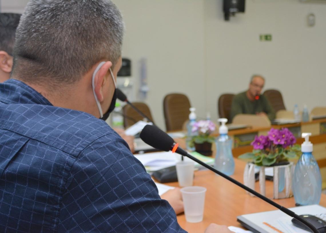 Integrantes da CPI do Cofre colheram depoimentos de ex-prefeitos e atual mandatário do Executivo Municipal na última segunda-feira Foto: Eduarda Rocha/Assessoria de Comunicação