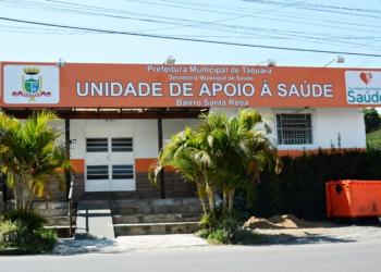 Unidade de Apoio à Saúde do bairro Santa Rosa está localizada na rua Santa Rosa Foto: Magda Rabie