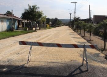 Rua Haley do Amaral Cardoso recebeu asfalto recentemente  Fotos: Lilian Moraes