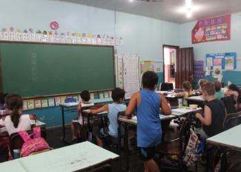 Anos iniciais ficam, historicamente, com os melhores índices de desenvolvimento. Foto: Lilian Moraes
