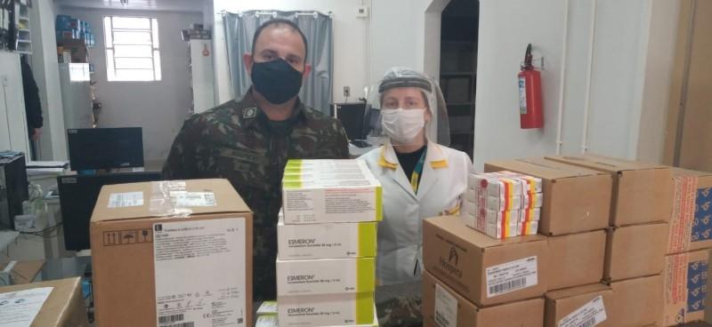 A SES definiu os hospitais contemplados e o volume de medicamentos a ser distribuído - Foto: Divulgação