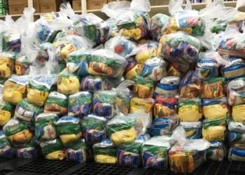 Terceira etapa de distribuição está acontecendo | Foto: Divulgação/PMI