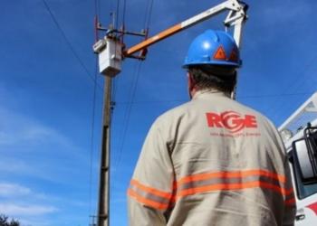 RGE alerta para o cuidado com os postes para evitar interrupções Foto: Divulgação