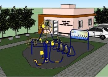 Unidade básica será de pequeno porte, com 47 metros quadrados.Foto: Ilustração / Foto: Ilustração / Projeto de edificação