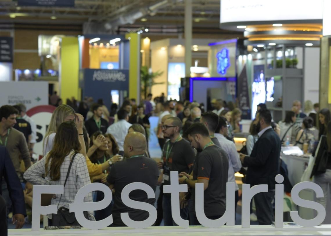 Segundo a assessoria de imprensa do evento, a feira receberá de 4 a 5 mil participantes Foto: Festuris/Divulgação