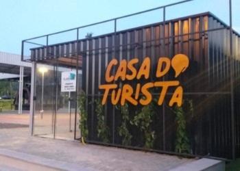 Casa do Turista será inaugurada junto com o TrescoPark, no sábado, 28 Foto: Divulgação