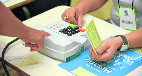 Ainda há tempo para se inscrever para ser mesário nas eleições deste ano Foto: TRE/SP