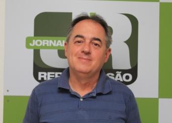 Vice-prefeito de Taquara, Helio Cardoso Neto, concedeu entrevista ao Grupo Repercussão. Prefeito Tito Jaeger, foi convidado a avaliar o mandato, mas não respondeu às solicitações da reportagem Foto:  Matheus de Oliveira