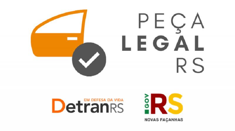 Site permite ao cidadão pesquisar a disponibilidade de peças automotivas no estoque do DetranRS - Foto: Divulgação/DetranRS