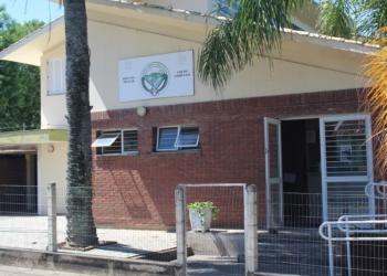 Sede do grupo ambiental fica na rua 7 de setembro, nº 602, ao lado do batalhão da Brigada Militar  Fotos: Lilian Moraes