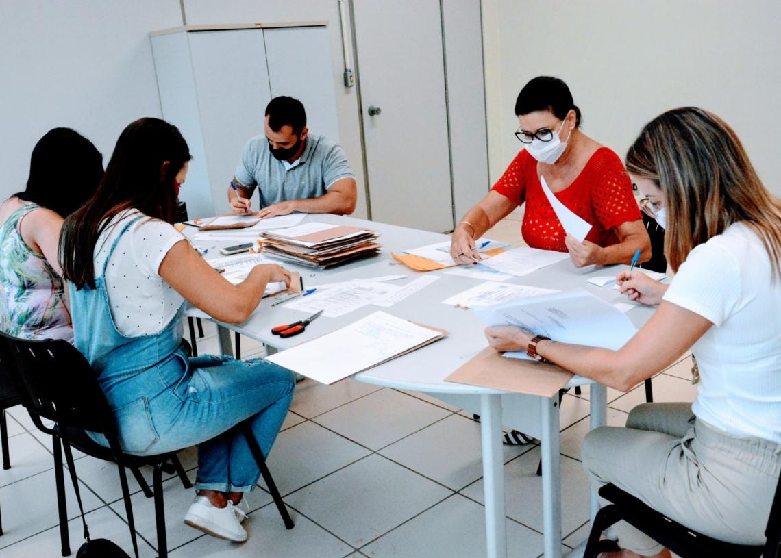 Itens avaliados perpassam à formação, à qualificação, os cursos e as experiências. Foto: Divulgação