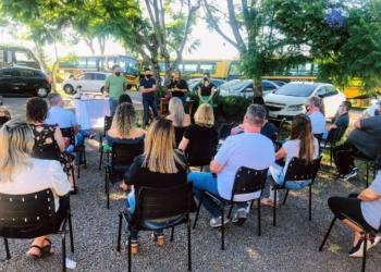 Reunião promovida na SMECE - créditos Divulgação