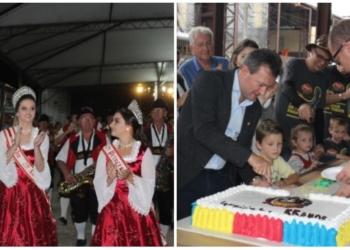 Edições anteriores das festas mobilizaram milhares de pessoas Fotos: Lilian Moraes