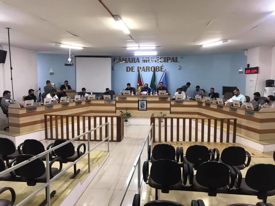 Câmara de Vereadores amplia o debate e planeja ações para fomentar a economia do município / Eduarda Rocha/Assessoria de Comunicação