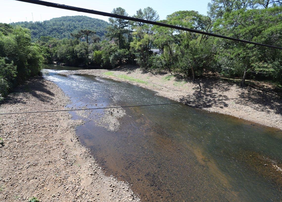 Efeitos da seca na cidade em 2020   Foto: Arquivo JR