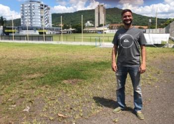 Presidente Gabriel Touguinha Foto: Lilian Moraes