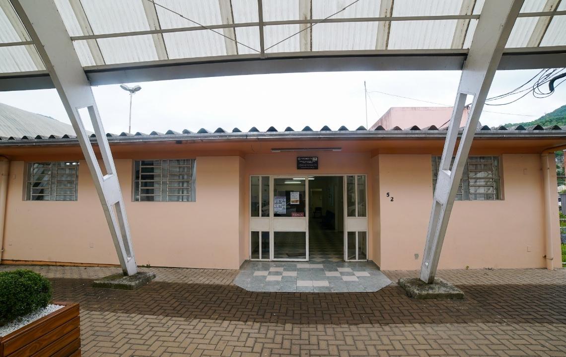 Posto de atendimento a pacientes com covid fica situado no Centro da cidade Foto: Assessoria de imprensa/Prefeitura de Riozinho