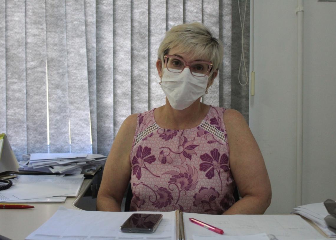 Simone do Amaral revelou os detalhes da renovação  Foto: Lilian Moraes