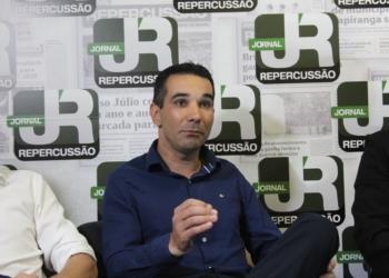 Proponente do projeto, vereador Gilberto Gomes, do Republicanos Foto: Matheus de Oliveira