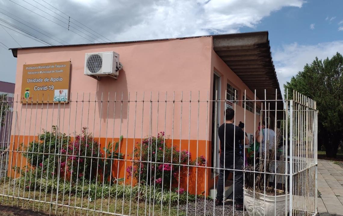 Atendimentos aumentam diariamente no Centro Covid Municipal. Foto: William Coelho