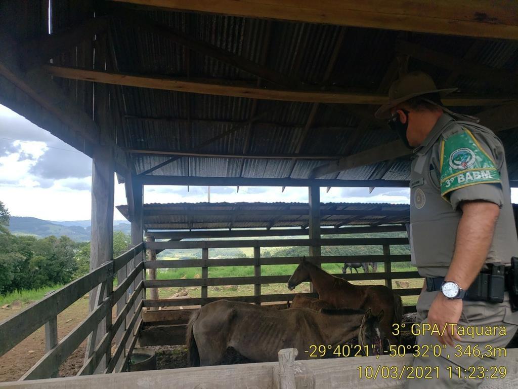 Foto: GPMA de Taquara/Divulgação