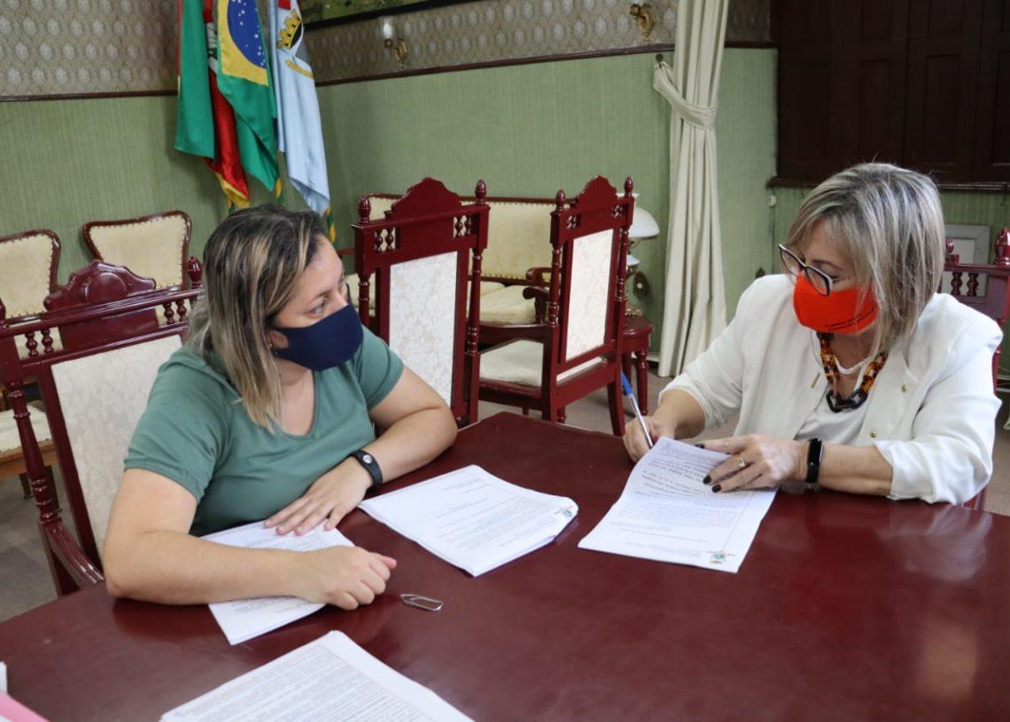 Foto: Cris Vargas / Prefeitura de Taquara