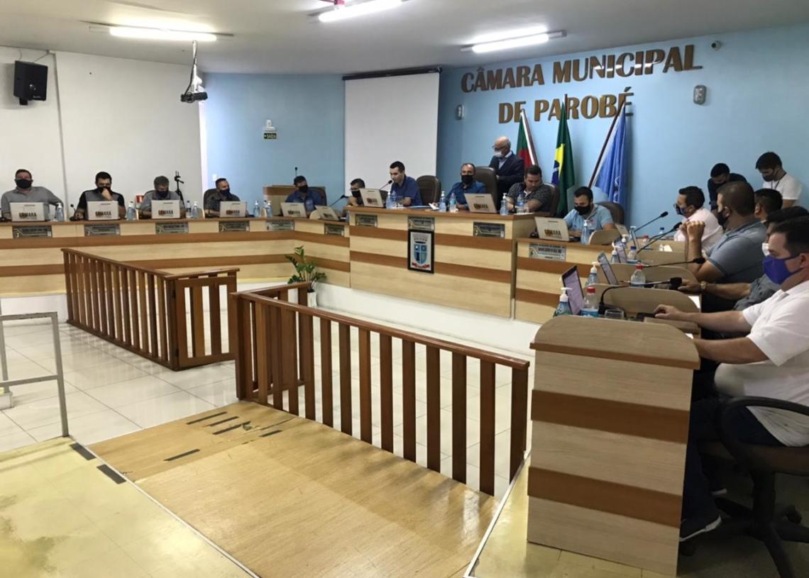 Com a aprovação unânime da Casa Legislativa, Parobé poderá aderir ao consórcio público para adquirir os imunizantes Foto: Eduarda Rocha/Assessoria de Comunicação