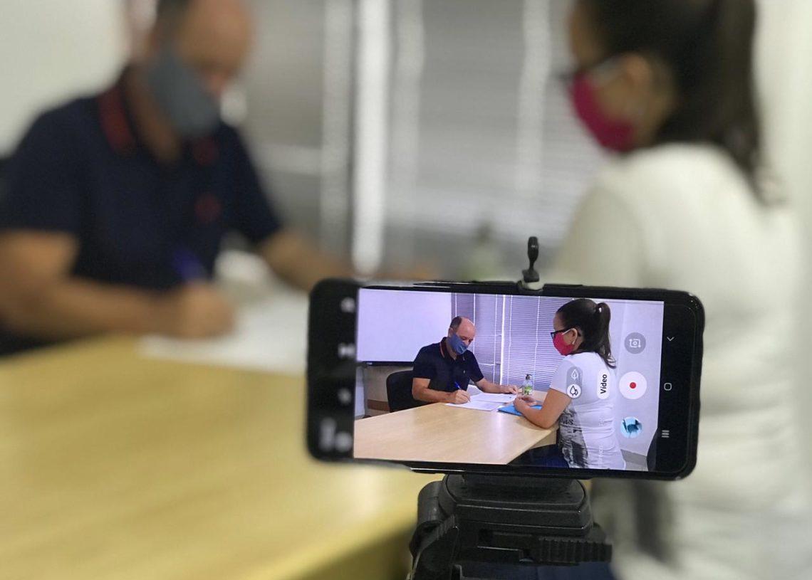 Proposta determina que seja feito o registro em áudio, vídeo e transmissão online pela internet Foto: Eduarda Rocha/Assessoria de Comunicação