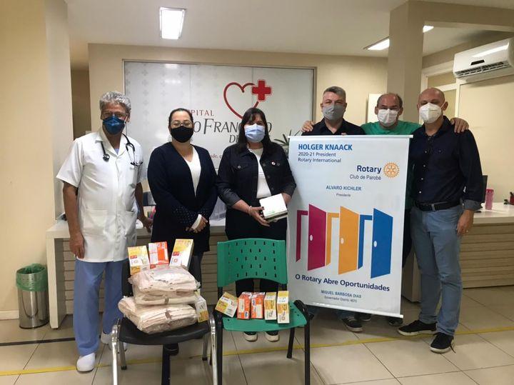Foto: Divulgação/Hospital São Francisco de Assis