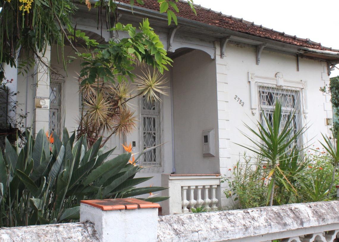 Casa da família do vice presidente da república, General Adalberto Pereira Foto: Lilian Moraes