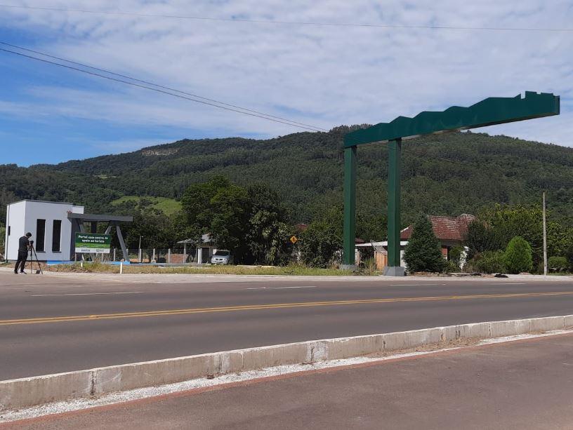 Nova entrada contará com um Centro de Apoio ao Turista Foto: Deivis Luz