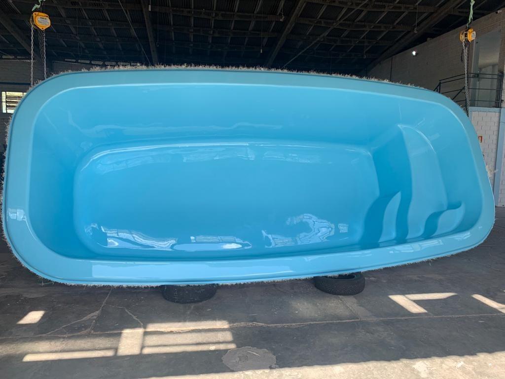 Athena Fibra tem diversas opções de piscina para sua residência (Foto: Divulgação)