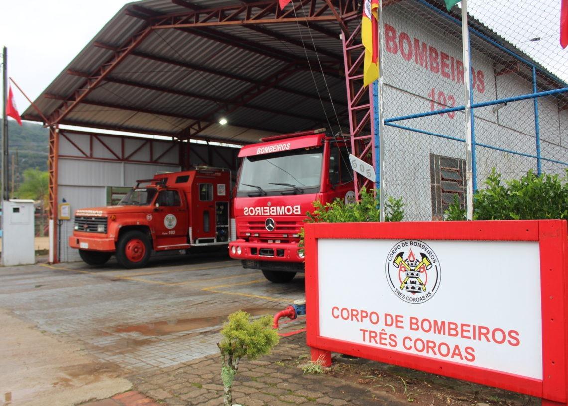 Comandante dos Bombeiros relata redução no número de acidentes veiculares Foto: Lilian Moraes