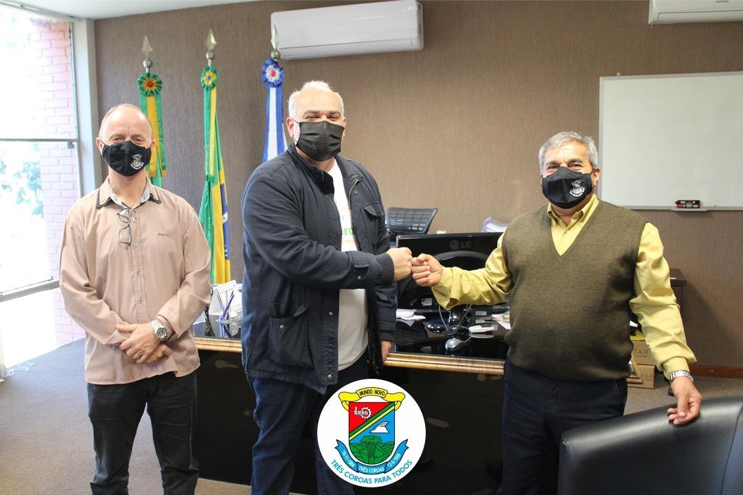 Foto: Prefeitura de Três Coroas/Divulgação