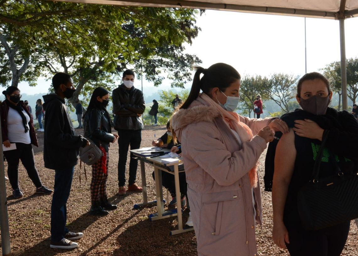 Taquara terá drives de vacinação nesta sexta-feira e na próxima segunda-feira. Foto: Magda Rabie