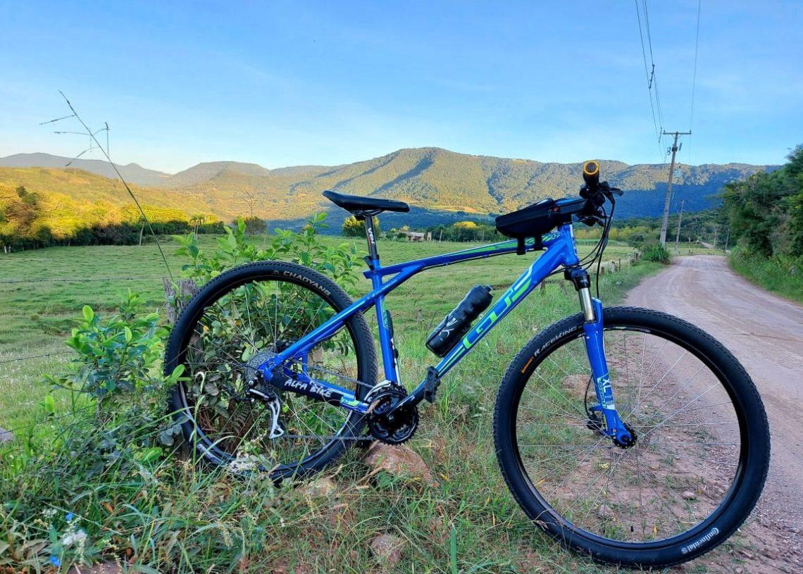 Bicicleta furtada de  advogado estava avaliada em R$ 3.500,00   (Foto: Divulgação)