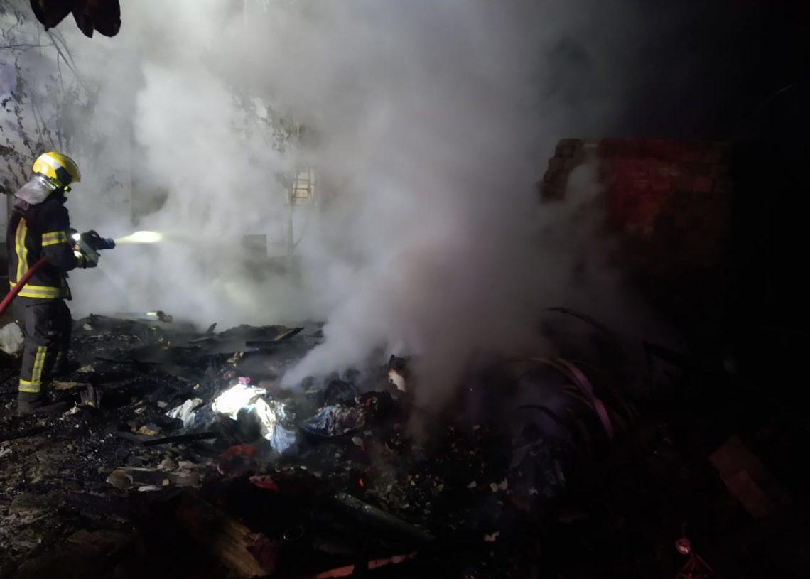 Foto: Bombeiros de Taquara/Divulgação